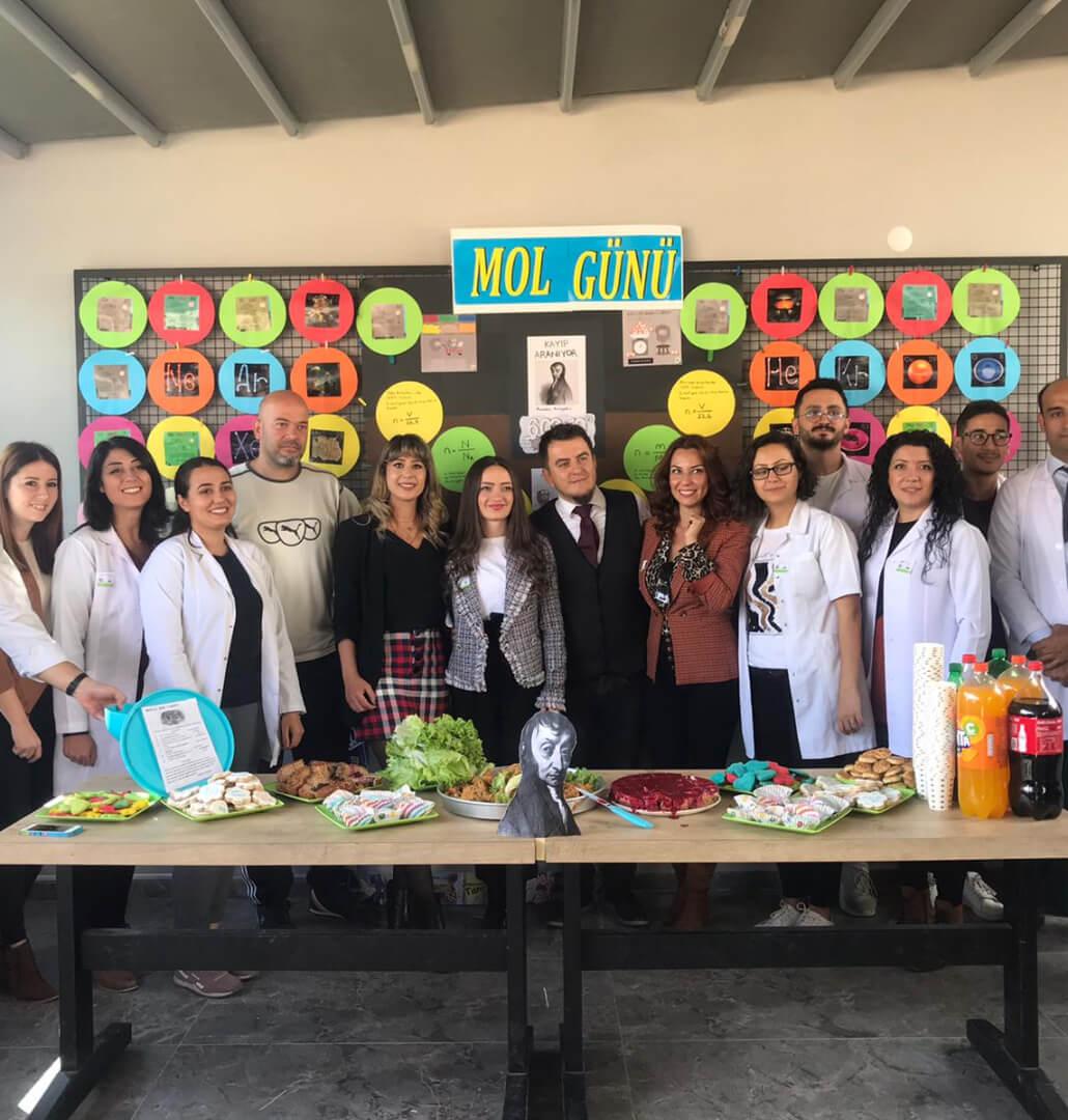 Birey | Blog | Eskişehir Birey Koleji Mol Günü  Etkinliği