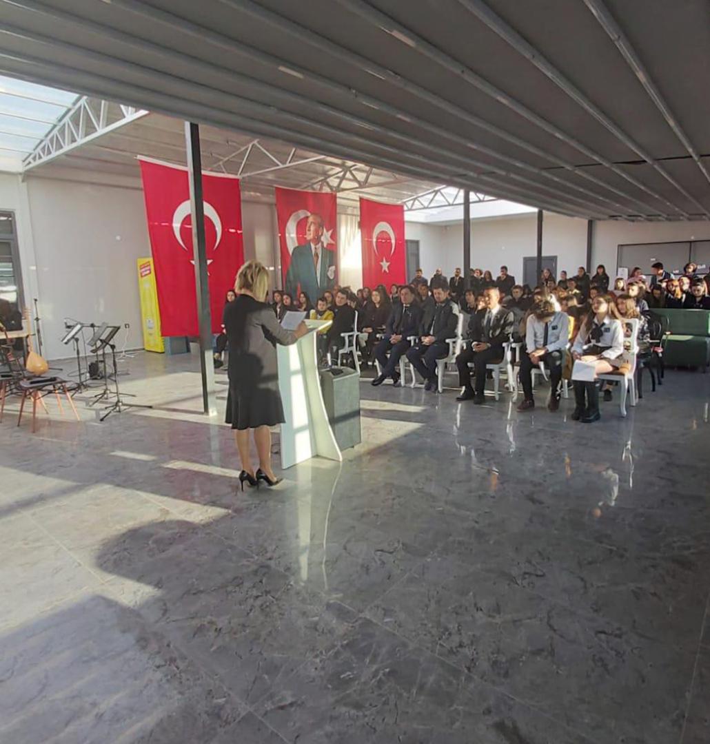 Birey | Blog | Atatürk'ü Anma Töreni