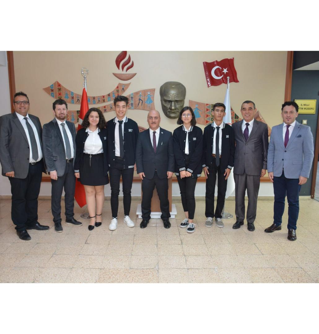Birey | Blog | İl Milli Eğitim Müdürü Hakan Cırıt'ı Ziyaret Ettik.
