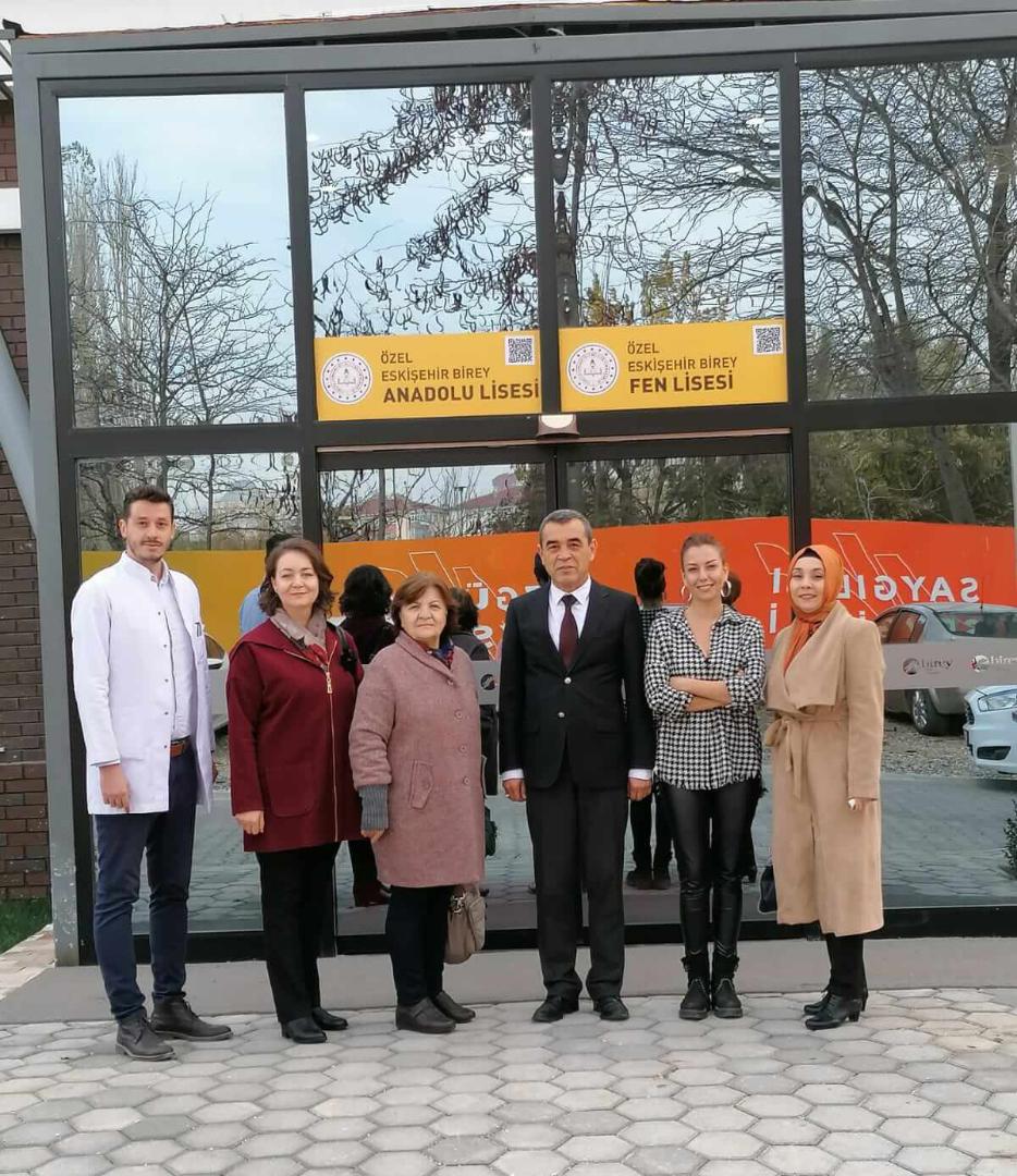 Birey | Blog | Eskişehir Büyükşehir Belediyesi Kültür ve Sanat  birimi okulumuza konuk oldu.