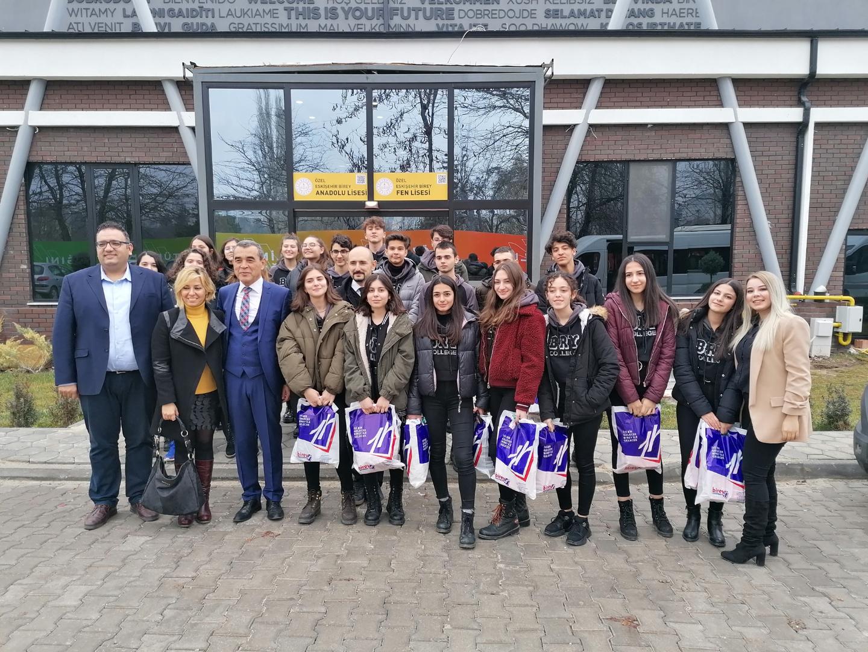 Birey | Blog | Birey Kolej'den Hami Projesi Kapsamında Kardeş Okul Ziyareti